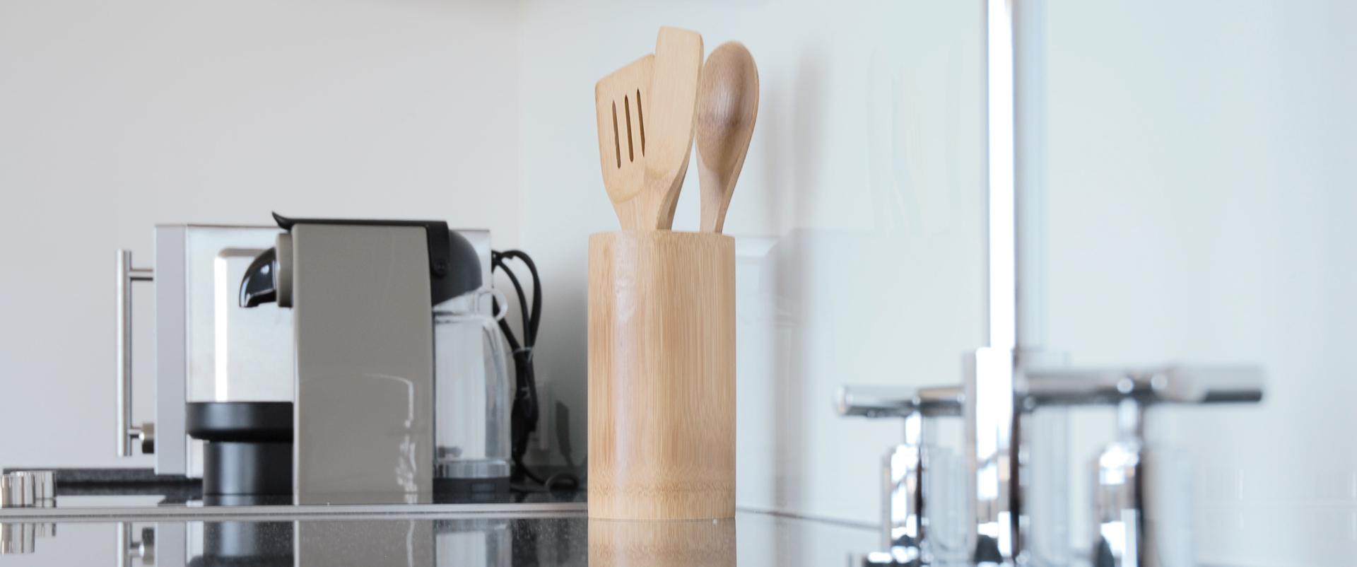 Dünenblick Apartments Suiten Küche