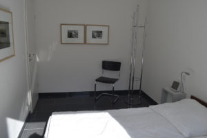 Dünenblick Apartments Helgoland Eigner Schlafzimmer