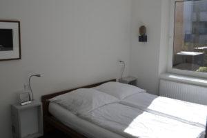 Dünenblick Apartments Helgoland Siam Schlafzimmer