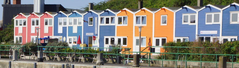 Dünenblick Apartments Helgoland Hummerbude