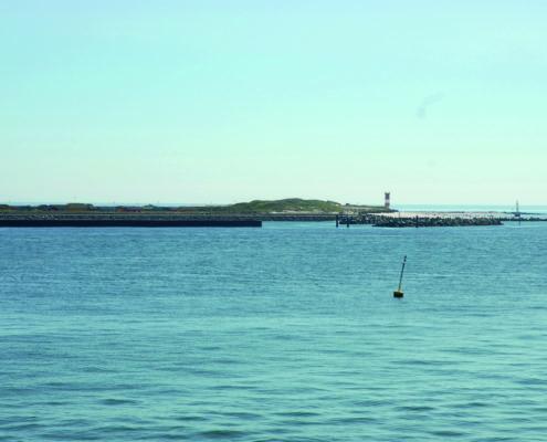 Helgoland Aussicht