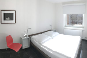 Dünenblick Apartments Helgoland Sino Schlafzimmer