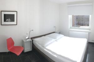 Dünenblick Apartments Helgoland Sino Schlafzimmer